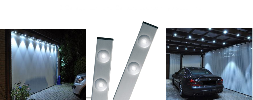Led Garagentor Beleuchtung | Lednox Led Industriebeleuchtung Made In Germany